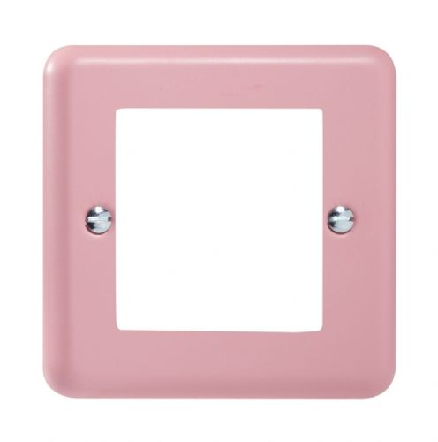 Varilight XYG2.RP Lily Pastel Rose Pink DataGrid Plate (2 DataGrid Spaces)